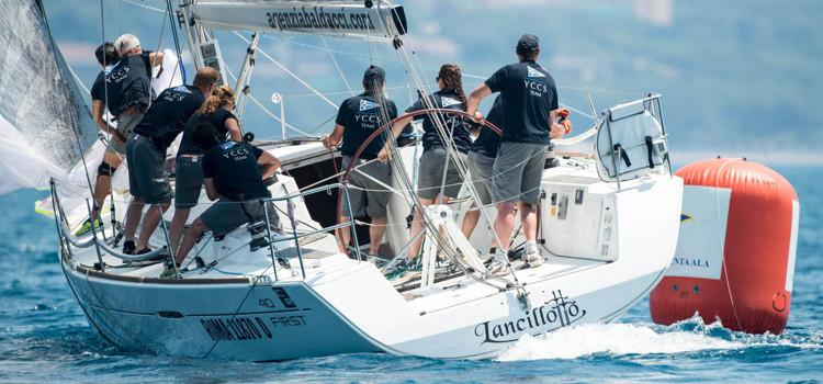 Gavitello d'Argento-Trofeo Bruno Calandriello, vince lo Yacht Club Costa Smeralda