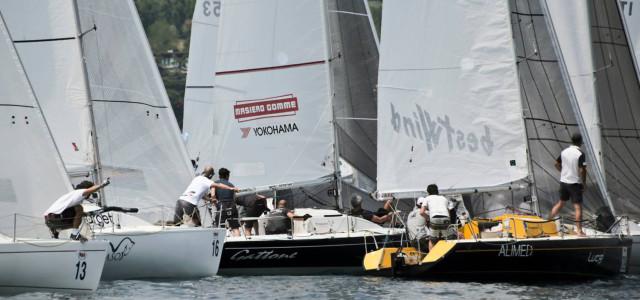 Protagonist 7.50 Sailing Series, il primo atto è a Moniga