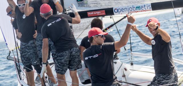 Melges 32 World Championship, Stig pigliatutto