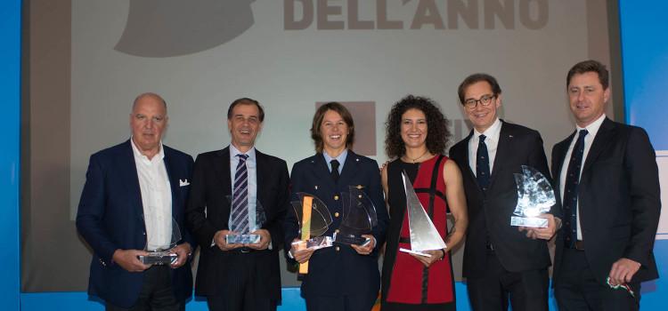 Velista dell'Anno, premiato il meglio della vela italiana