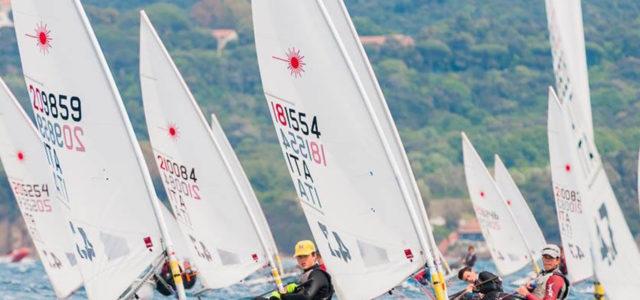 Italia Cup Laser, accadde a Scarlino