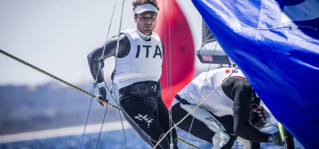 ISAF Sailing World Cup, accade a Weymouth