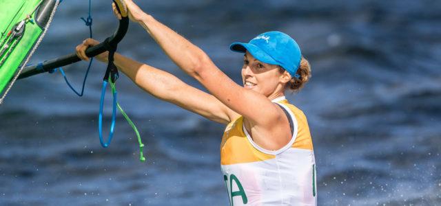 Rio 2016, la Tartaglini vola in Medal race da seconda