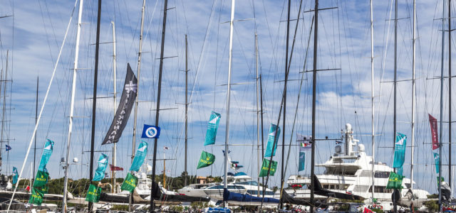 Maxi Yacht Rolex Cup, opening day blown off in Porto Cervo