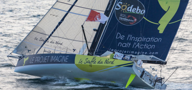 Vendée Globe, Kito De Pavant rescued while Thomas Ruyant is in trouble