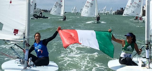 Laser 4.7 Youth Worlds, la campionessa è Federica Cattarozzi