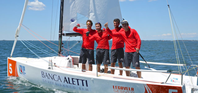 Lega Italiana Vela, Bari vince la seconda tappa