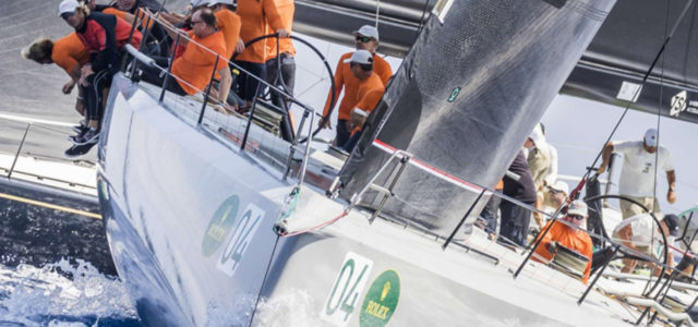 Maxi Yacht Rolex Cup, i risultati finali