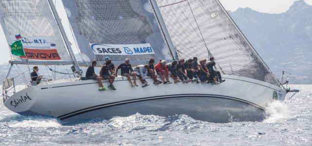 "Swan Maxi Class, Shirlaf mette in riga i ""giovani"""