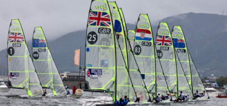 49er, 49erFX and Nacra 17, 2018 Worlds will be held in Auckland