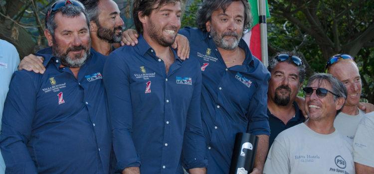 Campionato Mondiale Platu 25, Euz II Villa Schinosa campione per la quarta volta