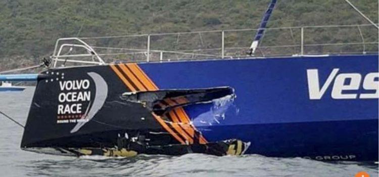 Volvo Ocean Race, un morto nella collisione tra Vestas 11th Hour Racing e un peschereccio