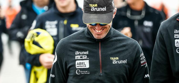 Volvo Ocean Race, Alberto Bolzan e Team Brunel: prua su Auckland