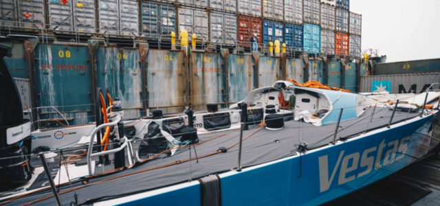 Volvo Ocean Race, Vestas 11th Hour Racing non partirà per Auckland