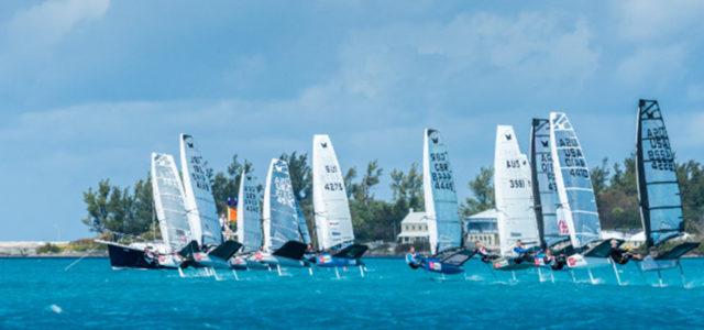 Bacardi Moth Bermuda Nationals, Paul Goodison rules