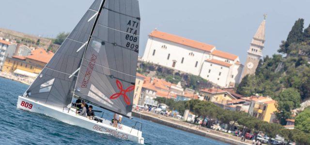 Melges 24 European Sailing Series, Portorose è a stelle e strisce