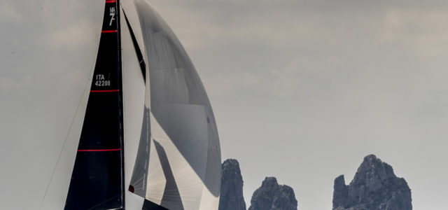 Maxi Yacht Capri Trophy, races are cancelled due to the Covid Pandemic