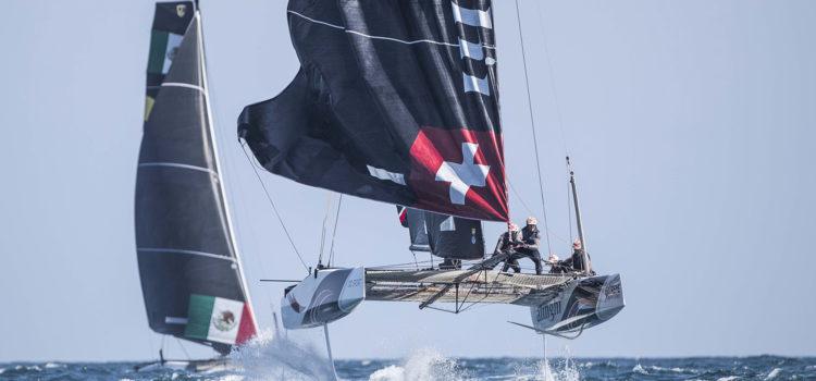 Extreme Sailing Series, Alinghi sbanca Barcellona e prende la testa della classifica