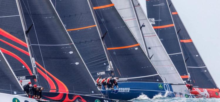 TP52 World Championship, Azzurra seconda dietro a Quantum Racing