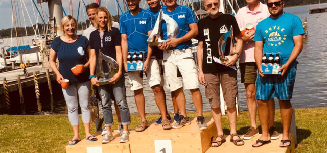Campionato Europeo UFO 22, sul Chiemsee vince Frisbee