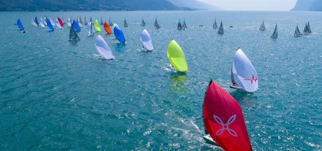Melges 24 European Sailing Series, tutti a Malcesine per la prima stagionale