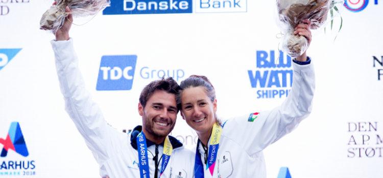Aarhus World Championship, Tita-Banti sono sul tetto del mondo