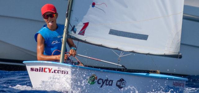 Campionato del Mondo Optimist, Gradoni mette a segno la doppietta