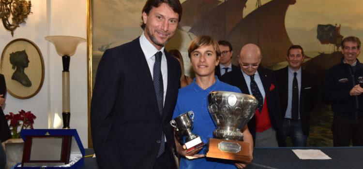 Trofeo Marcello Campobasso, bis del campione iridato Marco Gradoni