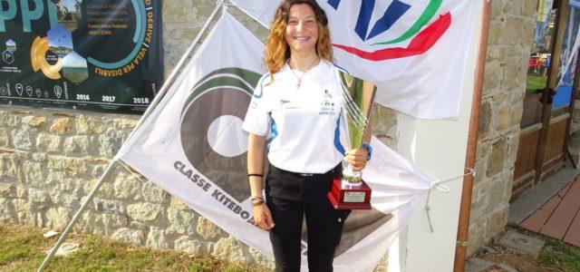 Vela e kitesurf, Irene Tari vince il circuito TT:R e pensa a un cambio di specialità