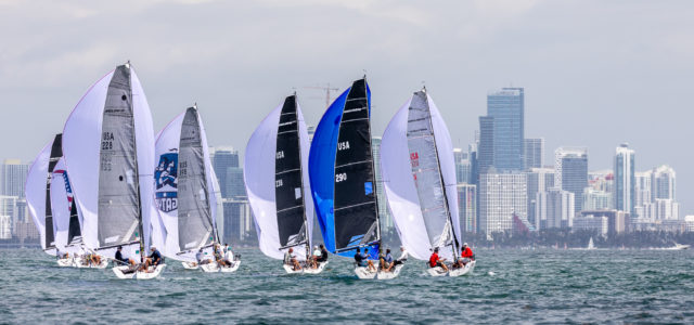 Miami Melges 20 Winter Series, comanda Nika mentre Caipirinha si conferma in top five