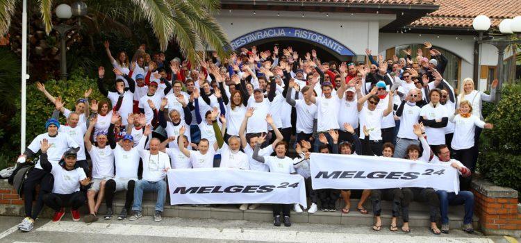 Melges 24 World Championship, three weeks to go