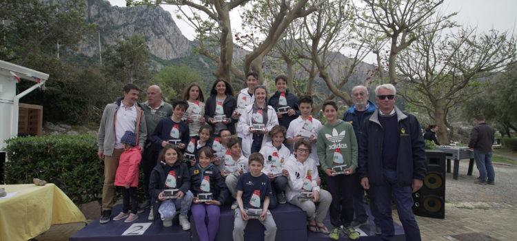 EuroChallenge O'pen Skiff, a Palermo vanno molto bene gli atleti di Procida
