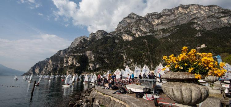 Lake Garda Meeting Optimist, the 37th edition kicks off tomorrow