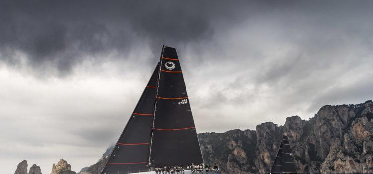 2021 Rolex Capri Sailing Week, the maxi event in Capri is confirmed
