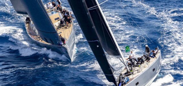 Rolex Capri Sailing Week, back on track