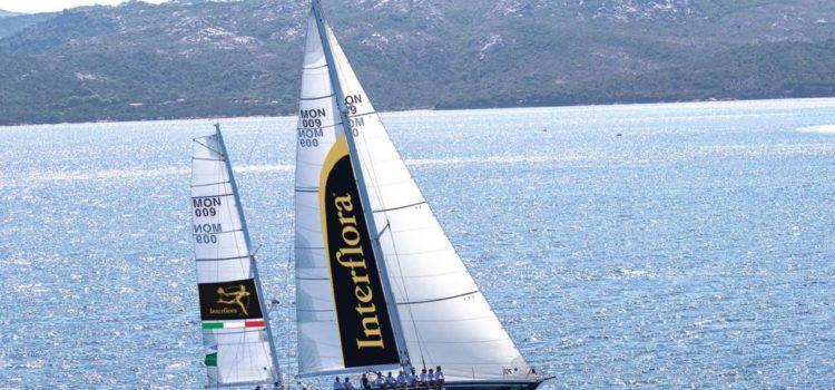 Rolex Capri Sailing Week, Force 9 of London pronta al via