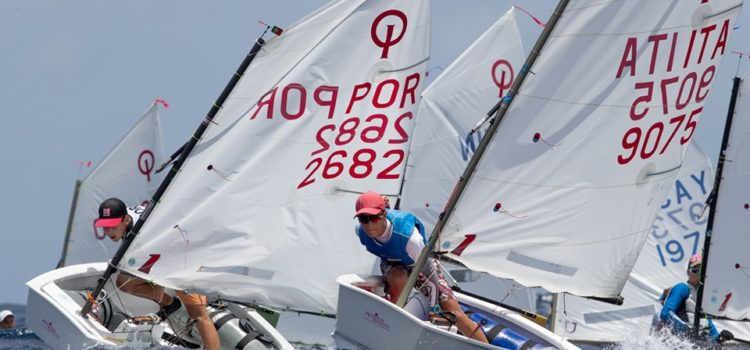 CD Sails Optimist Academy, dal 6 al 9 luglio appuntamento sul Garda con Marco Gradoni