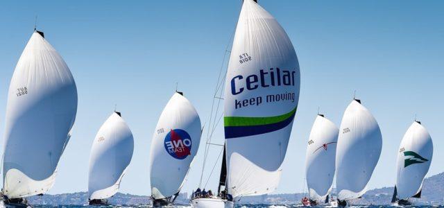 Copa del Rey, Vitamina Sailing è terzo tra gli Swan 50 dietro a Cuordileone