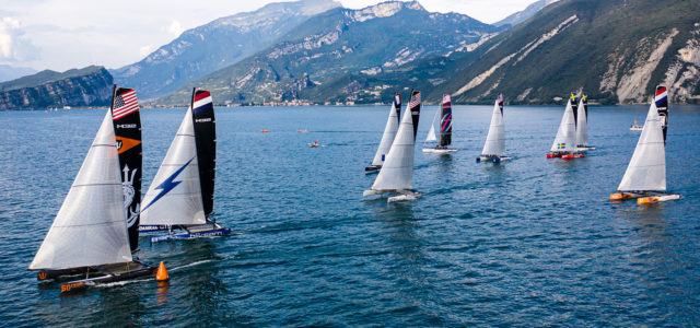 M32 European Series, during the 2020 to visit Italia, Netherlands and Sweden