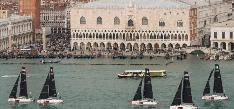Marina Militare Nastro Rosa, oggi al via la Venezia-Trieste
