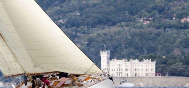 Raduno Città di Trieste, la Bora rende omaggio alle signore del mare
