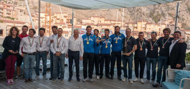 Campionato Italiano per Club, vince l'Aeronautica Militare davanti a la Compagnia della Vela di Venezia