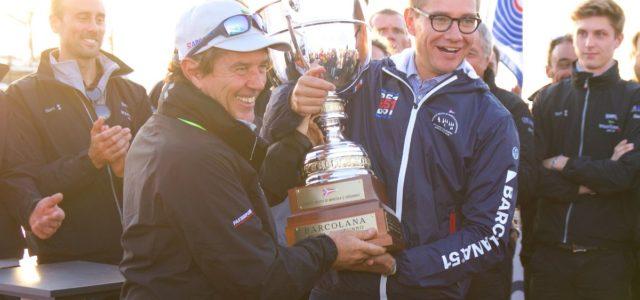 51ma Barcolana, con la riconsegna del trofeo inizia l'edizione 2019