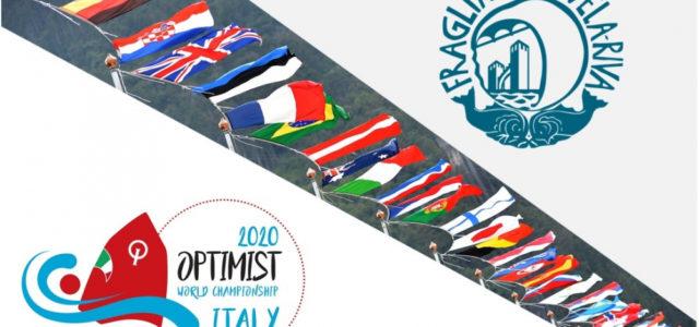 Campionato del Mondo Optimist 2020, pubblicato il Bando di Regata