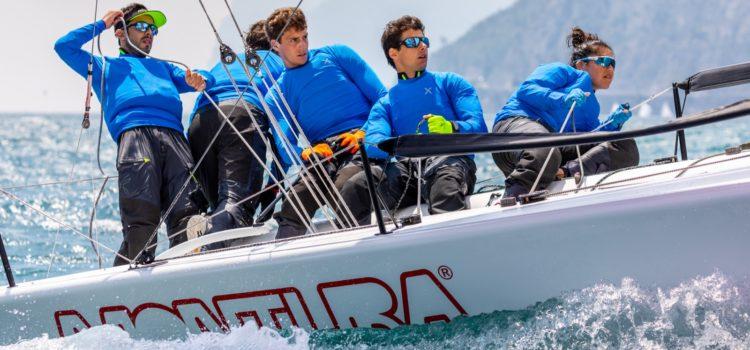 Campionato Italiano Melges 24, si riparte da Torbole