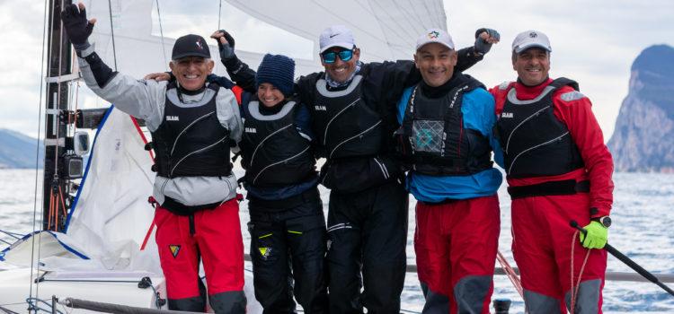 J/70 Cup, Notaro Team conquista il secondo evento del 2020