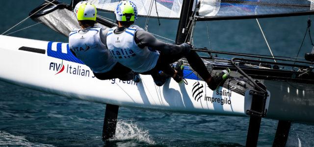 Campionato Europeo Nacra 17, 49er e 49er FX, trionfo azzurro