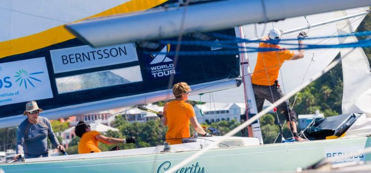 70th Bermuda Gold Cup, here we are with the quarter finals