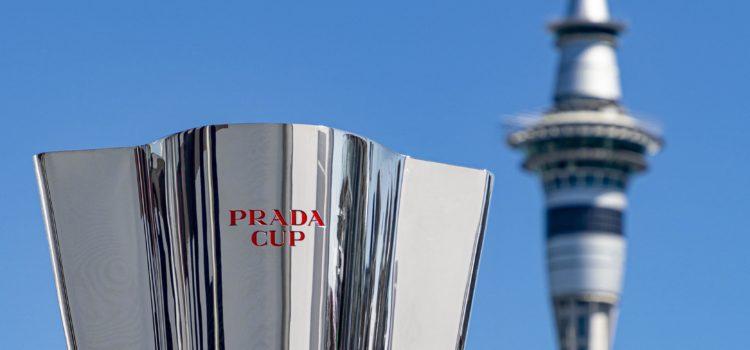 Prada Cup, tutto pronto per i primi voli