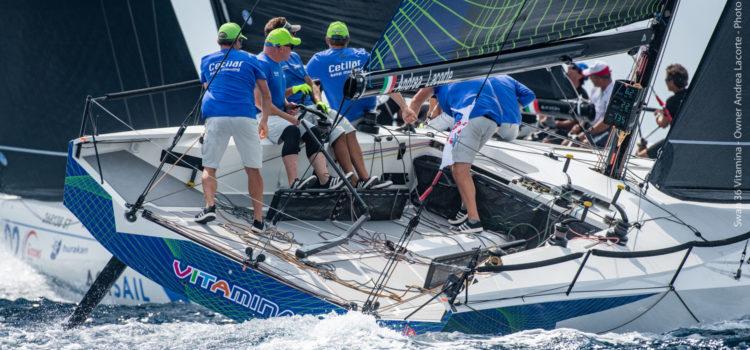 Dai team, Vitamina Sailing tra M32 e Club Swan 36